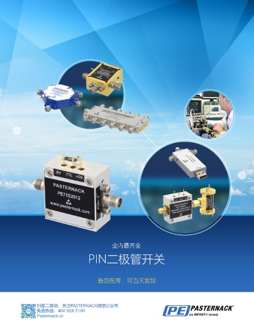 PIN Diode Switches Product Selection Guide